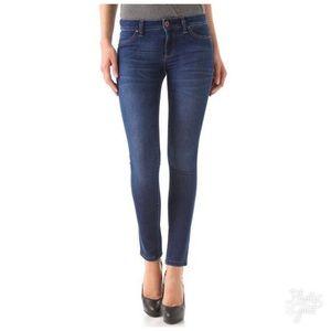 DL1961 Jeans Emma Legging Skinny Eastlake Blue 26